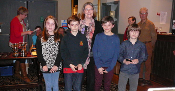 Oswestry Cross Country and Presentation 7/2/2015