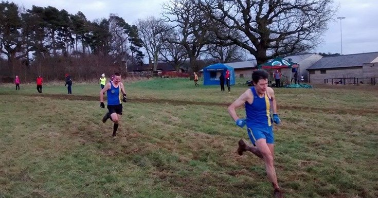 Lilleshall Cross Country January 2015