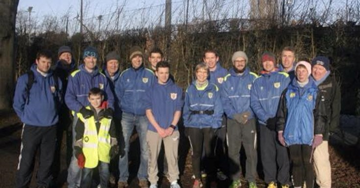 Volunteering with Shrewsbury Athletic Club
