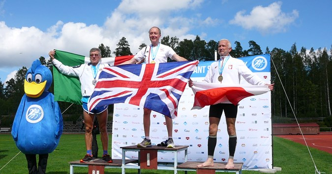 European Transplant Games success