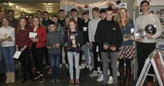 Awards Evening February 2018