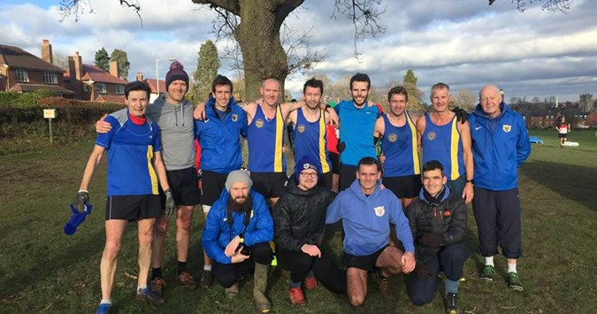 Senior Men and Masters triumphant in North Wales Cross Country League
