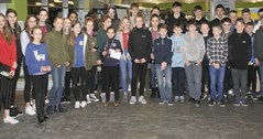 Shrewsbury AC Presentation evening February 2019